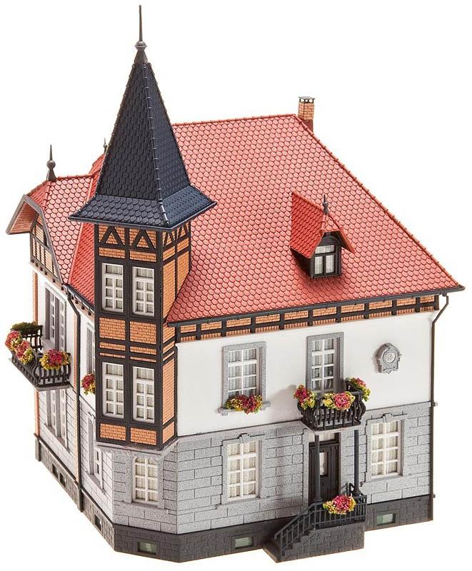 FALLER 130407 Stadtvilla Bausatz H0  | Schönes Design