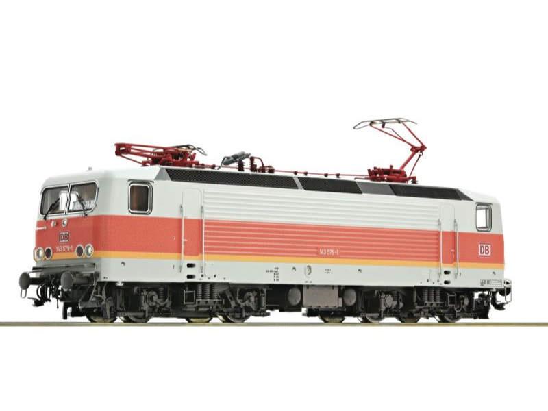 ROCO 73330 Elektrolokomotive 143 579 S-Bahn der DB, DC, Spur H0  | Sale